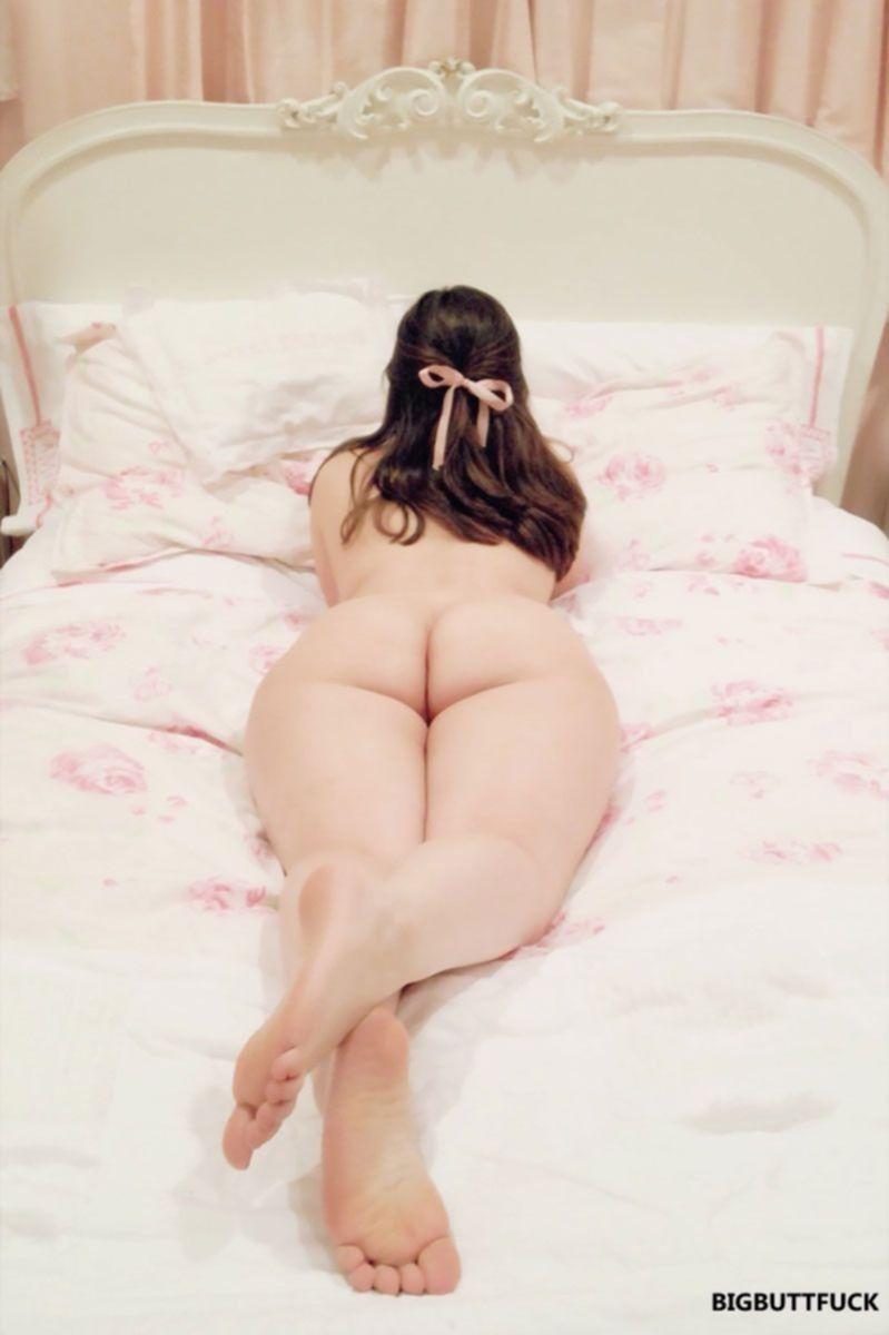 Большие жопы голых американских толстух